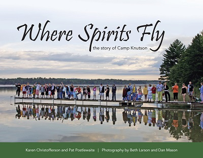 Where Spirits Fly book