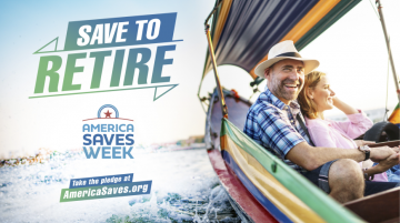 America Saves Week - Save to Retire photo