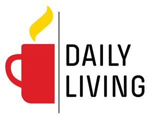 Daily Living Radio Show graphic