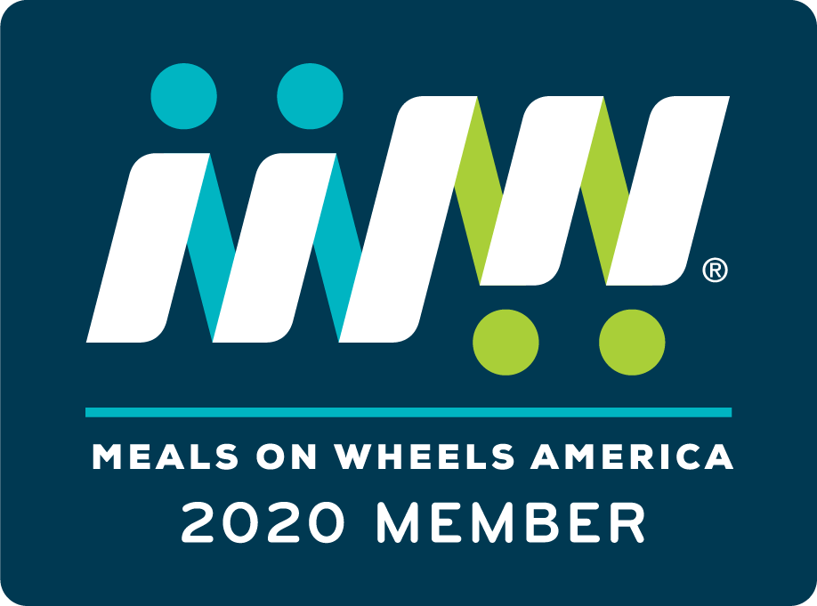 Meals on Wheels Member logo 2020