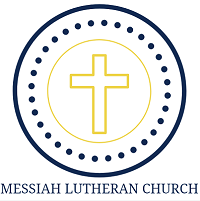 Messiah Lutheran Church logo.