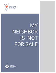 my neighbor is not for sale cover