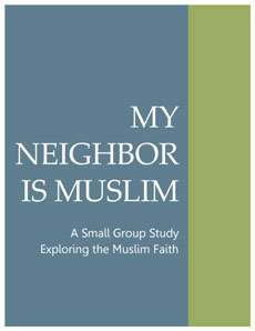 my neighbor is muslim cover