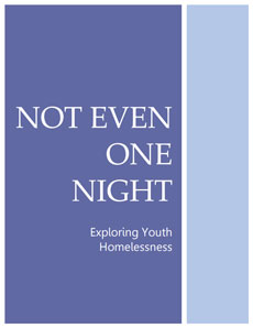Not Even one night cover