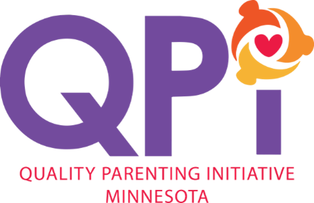 Quality Parenting Initiative Minnesota logo