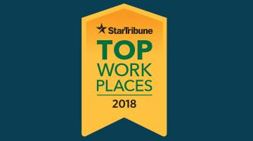 StarTribune Top Workplaces 2018